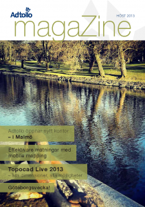 adtollo magazine_augusti2013