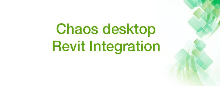 Chaos Desktop för Revit - Adtollo